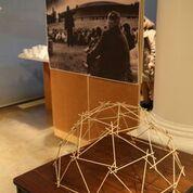 Architecture exhibit