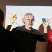 Kurt Przybilla presenting at workshop